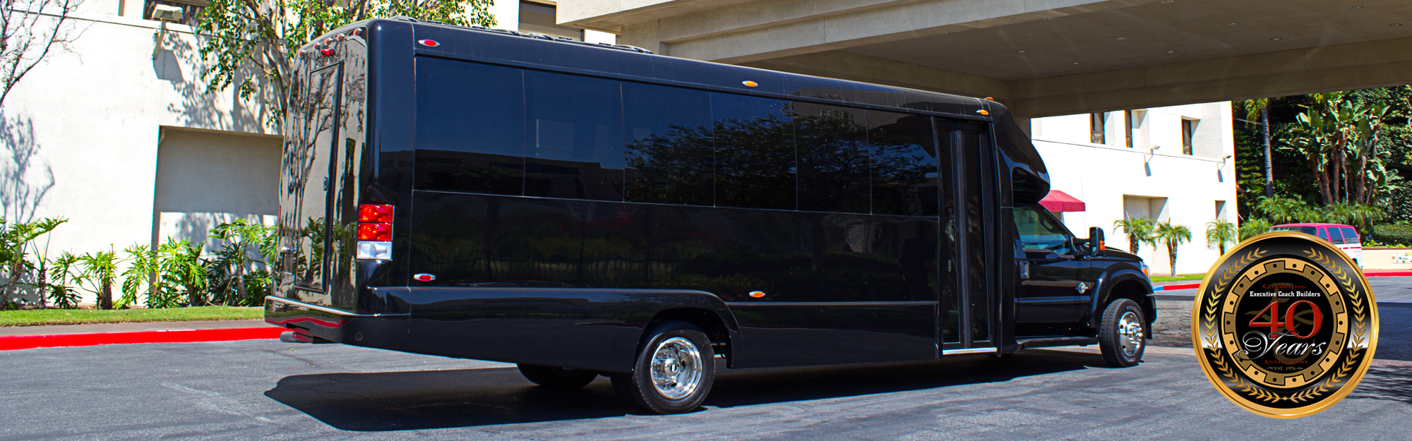 Executive Bus Builders Slider Image