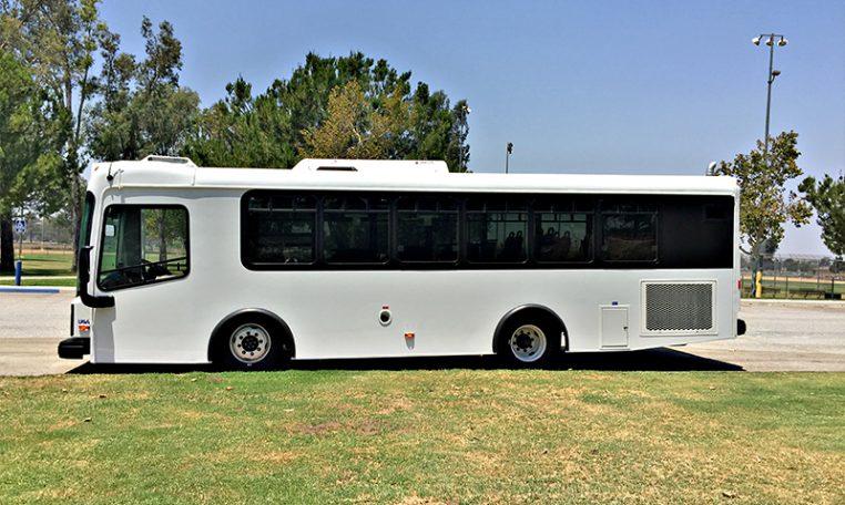 2016 Arboc Spirit Of Liberty Low Floor Transit Bus