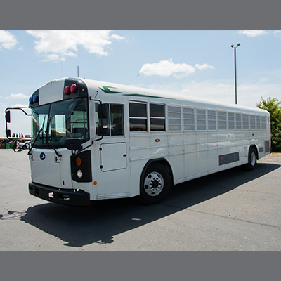 Blue Bird T3RE Commercial Prison Bus