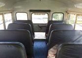 Corbeil Type A Used School Bus - Passenger Interior View -16U012S