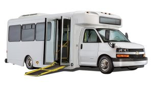 Glaval Low Floor Shuttle Buses for sale in Hawaii