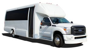 Executive luxury shuttle buses for sale in Hawaii