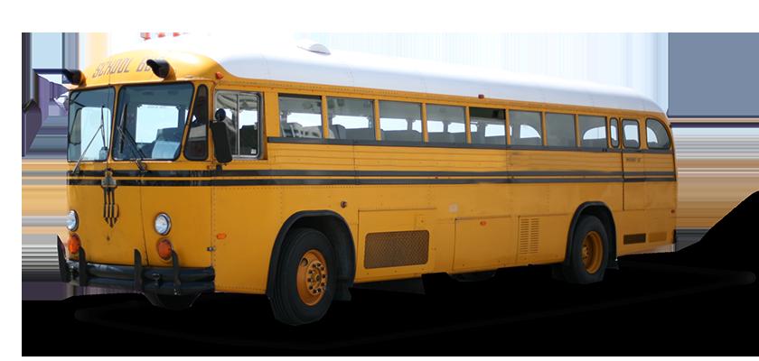 Bus Home Conversions - Crown School Bus - A-Z Bus Sales
