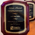 Glaval_A-Z-Bus-Sales-Silver-Award