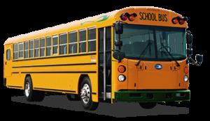 Blue Bird - Adomani - Electric School Bus - All American