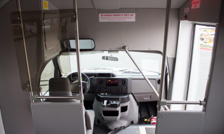 2017 Elkhart Coach ECII Shuttle Bus – 17C116 - A-Z Bus ...