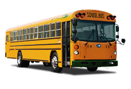Blue Bird Adomani Type D Electric School Bus A-Z Bus Sales