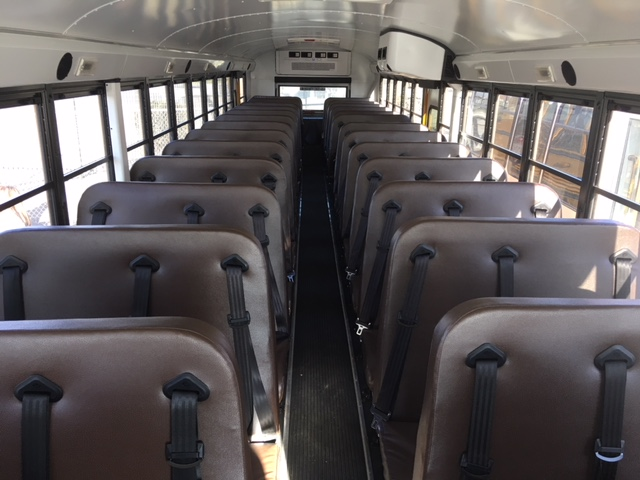 type d electric school bus passenger seating a z bus sales inc