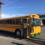 A-Z Bus Sales - Blue Bird powered by Adomani Type D Electric School Bus