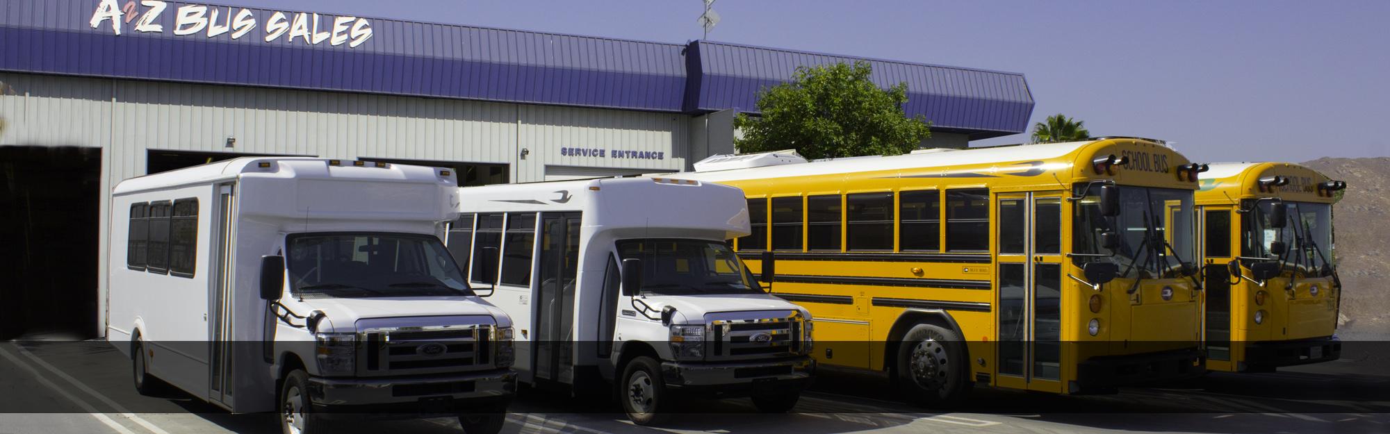 A-Z Bus Sales Warranty Information