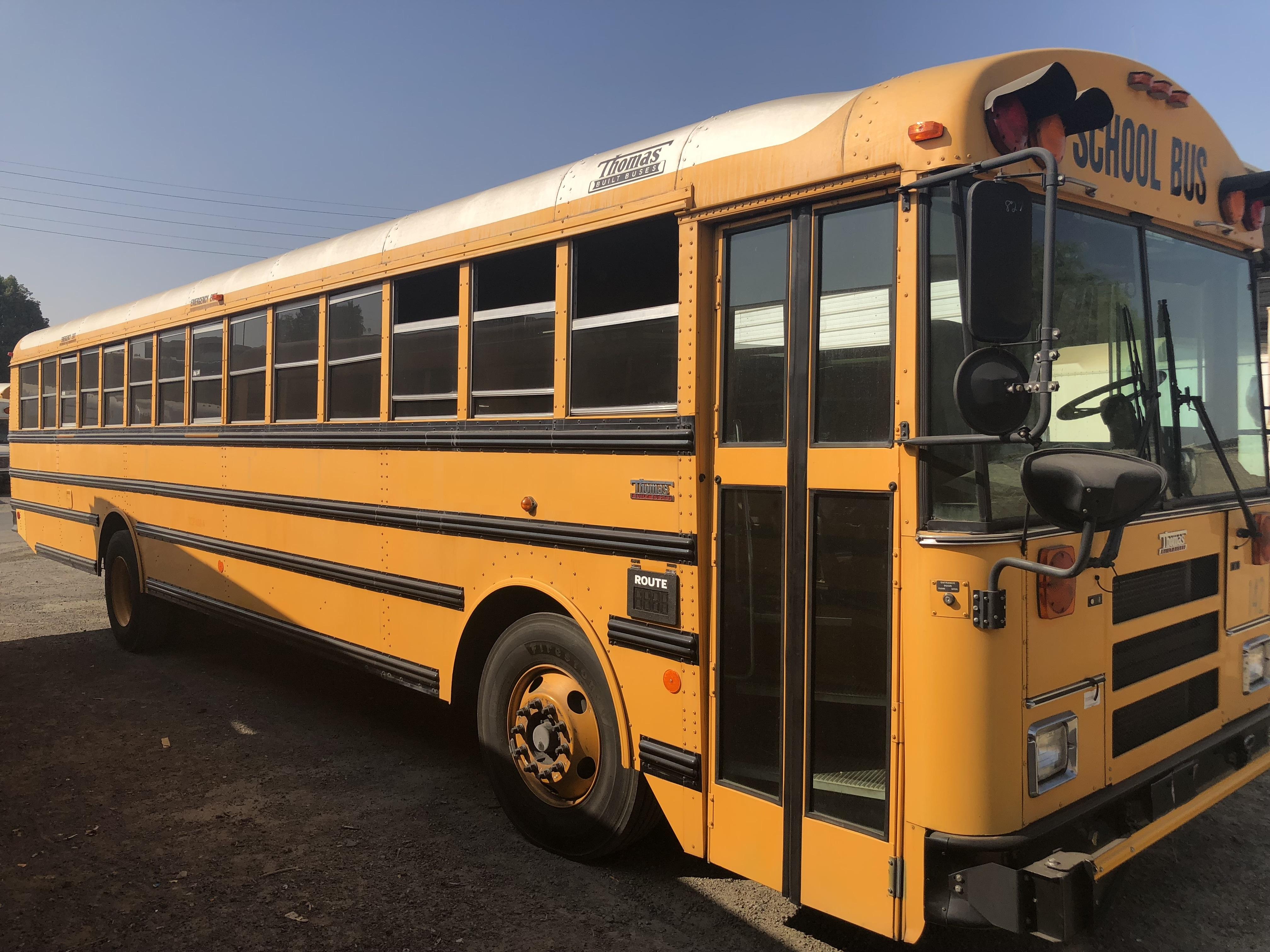 2007 Thomas School Bus – Unit 18U104S - A-Z Bus Sales Inc