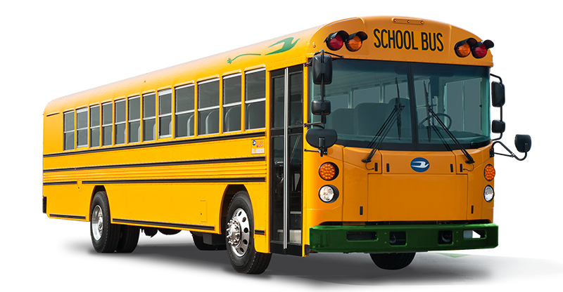 New and Used Commercial, Transit, School Bus Sales - A-Z Bus