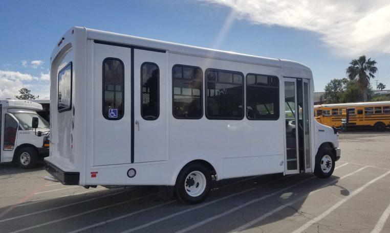 2019 Glaval Universal Shuttle Bus – Unit 19C015