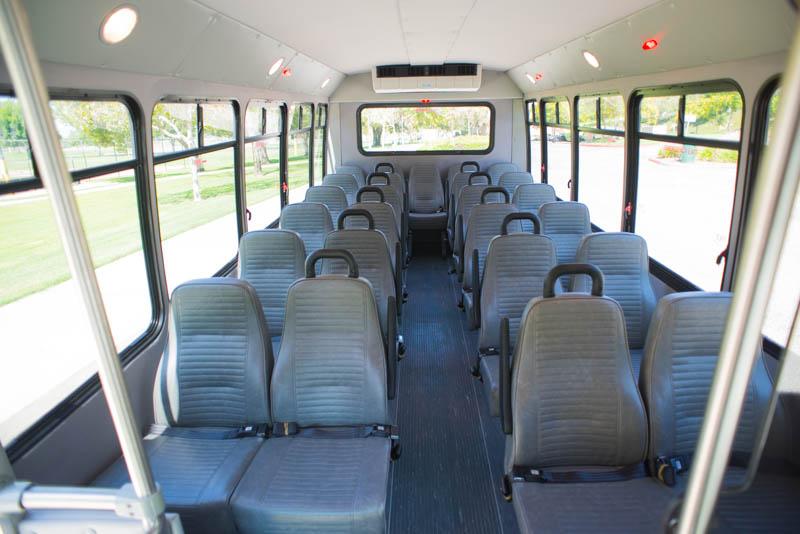 Elkhart Coach Buses A Z Bus Sales Inc