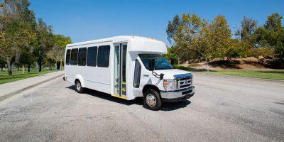 Elkhart Coach EC-II Ford Chassis Shuttle Bus