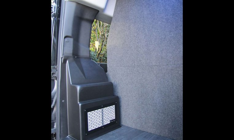 NorCal Van Executive Shuttle - Interior rear luggage compartment View 2 - 16C031
