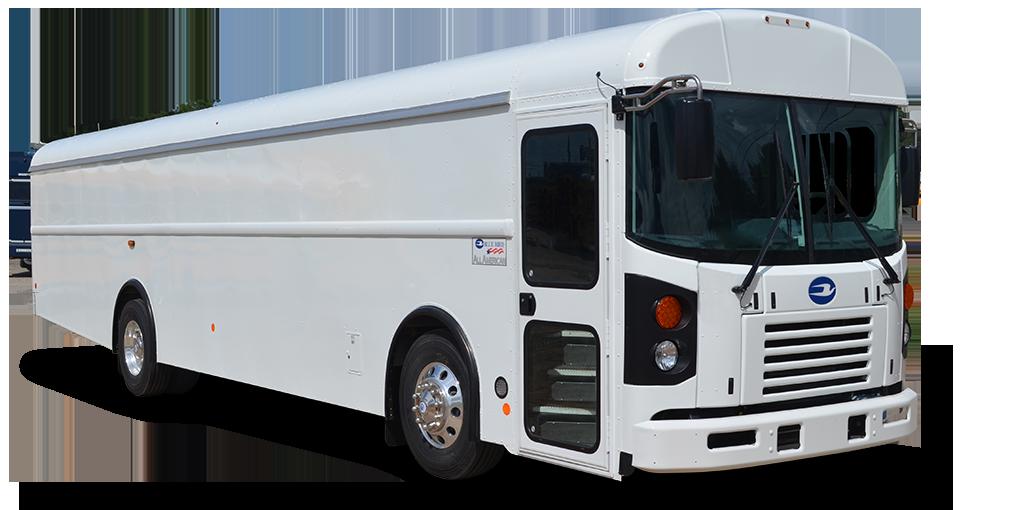 Blue Bird S3FE Commercial Bus