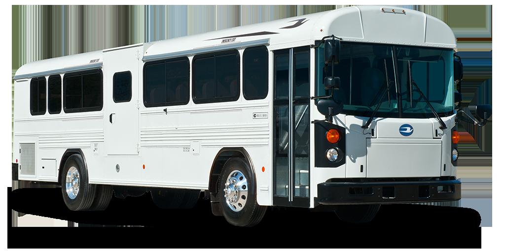 Blue Bird T3RE Bus