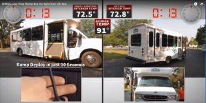 low floor bus ramp versus lift header image