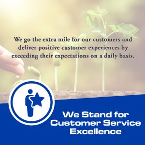 Customer Service Card