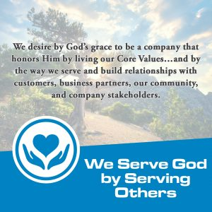 Serving Others Card