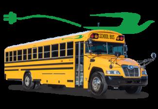 Blue Bird EV School-Bus-Type C
