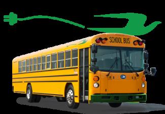 Blue Bird EV School-Bus-Type D