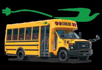 Micro Bird EV School-Bus-Type A